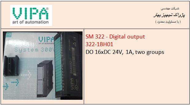 VIPA 322-1BH01